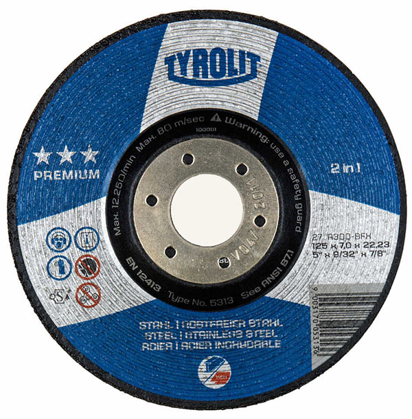 Tryolit Grinding Disc