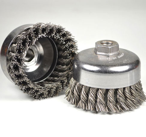 Cup Grinding Disk Wire Brush
