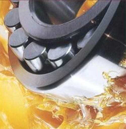 Hi Temperature Oil