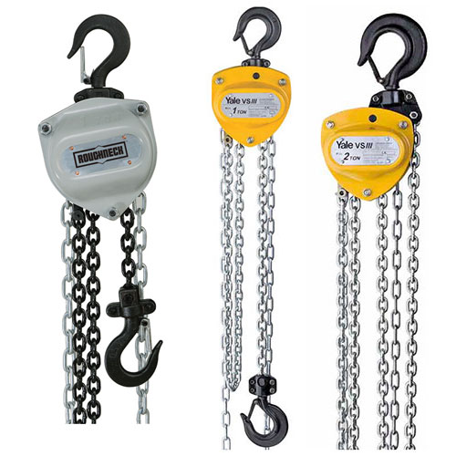 Lifting Materials Chain
