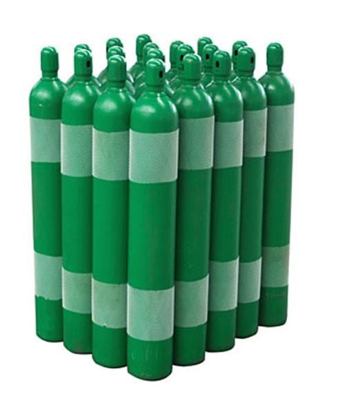 Weilding Oxygen Cylinder